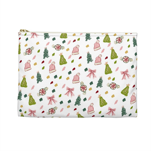 Christmas Confetti Carry-All Pouch
