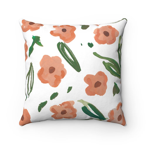 Live Simply Square Pillow