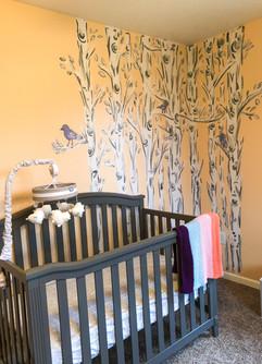Birchtree Mural