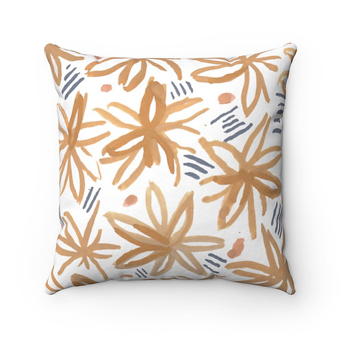 Splendid Adventure Square Pillow