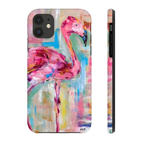 Colorful Flamingo Phone Case