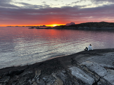 A Week in Norway! (mural! adventure! nature!)