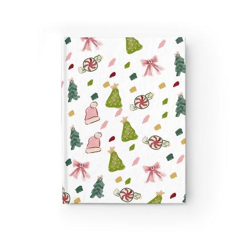 Christmas Confetti Journal
