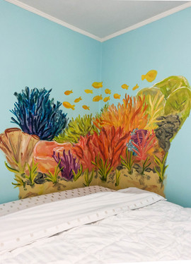 Under The Sea Mural