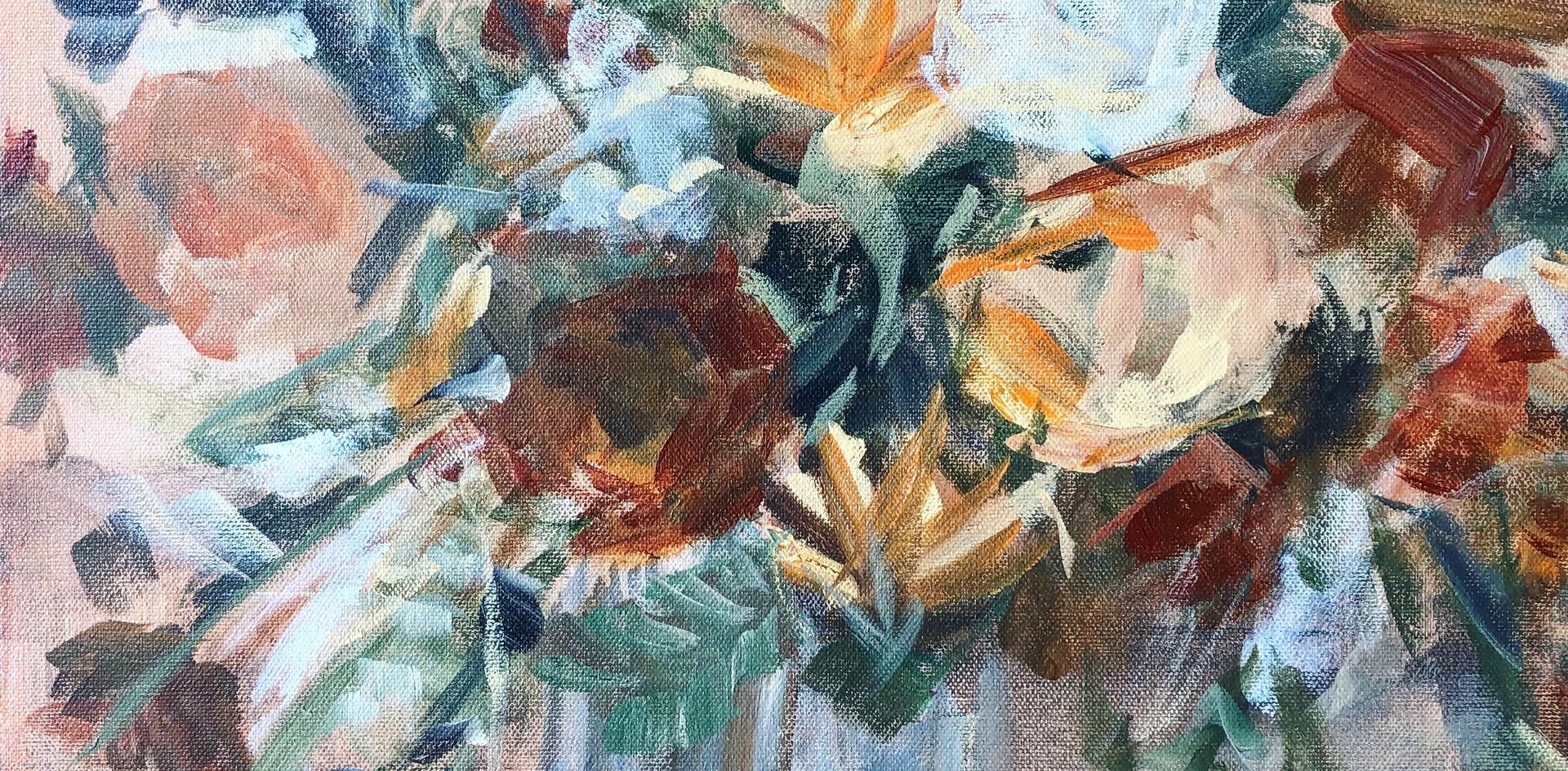 Velvet Blooms