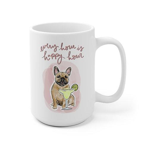 Happy Hour Dog Mug