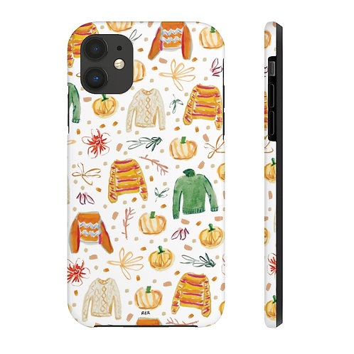 All For Fall Phone Case