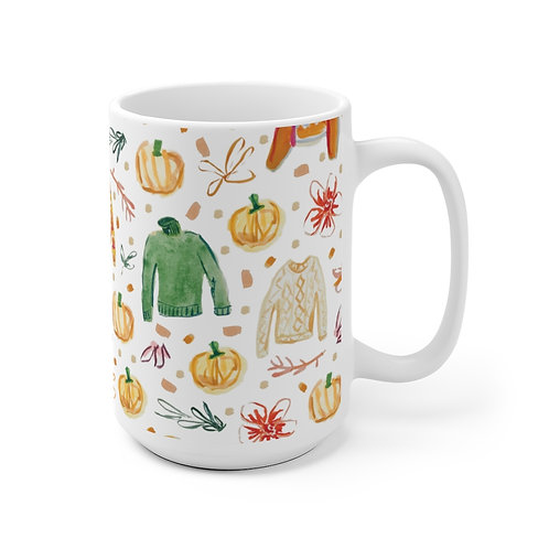 All For Fall Mug