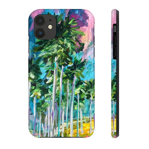 Field of Palms Phone Case