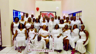 Calhoun County High School's Class of '85 Held A 50th Birthday Bash in Atlanta, GA  June 23-25, 2017