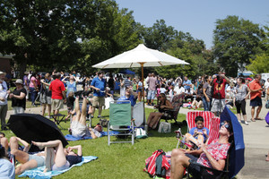 Eclipse Fest (Letter to the Editor):  As received via e-mail August 22, 2017
