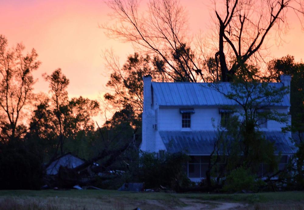 Home/Barn Tornado 2017    JSmith