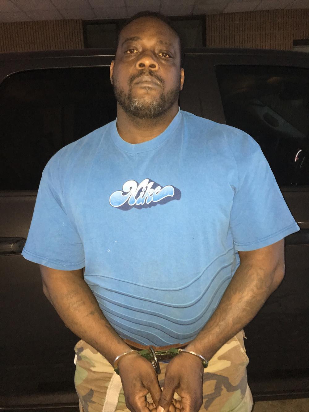 Derrick Mills Arrested For Murder