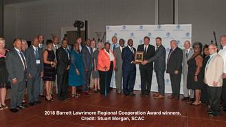 Barrett Lawrimore Regional Cooperation Award