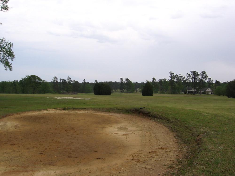 Sand Trap, Calhoun Country Club