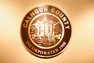 AGENDA:  Calhoun County Council Regularly Scheduled Meeting - April 9, 2018 @ 5:30pm