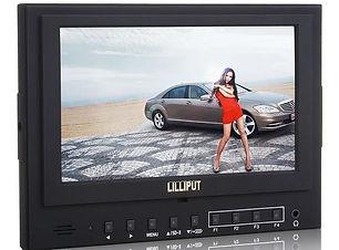 Lilliput-5D-II-O-P-couleur-TFT-LCD-monit