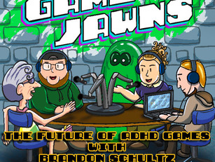 Game Jawns Podcast Appearance
