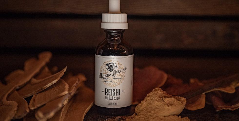 Reishi Dual Extract Tincture