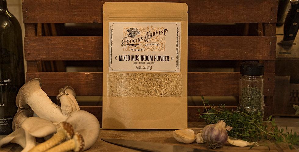 Mixed Mushroom Powder