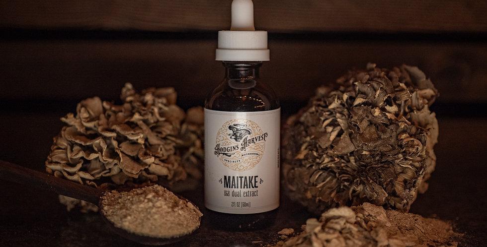 Maitake Dual Extract Tincture