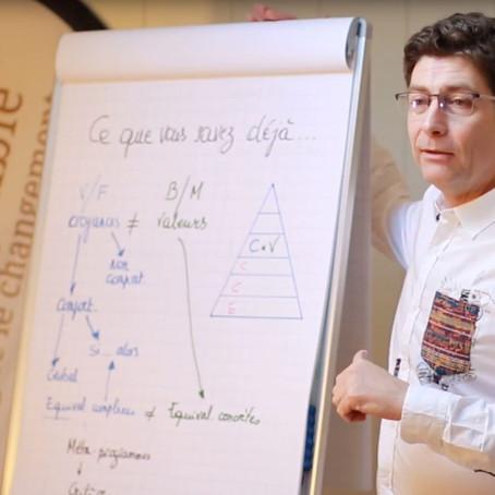 Portrait #1 Stéphane Escaich, fondateur du centre de formation Amphibie