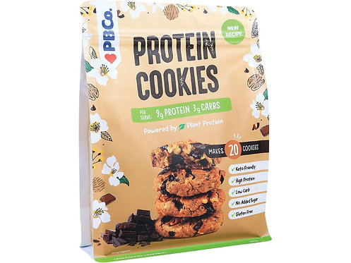 PBCO. Protein Cookies Plant Based - 350g