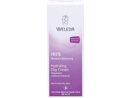 WELEDA Hydrating Day Cream Iris - 30ml