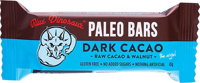 BLUE DINOSAUR Paleo Bars Dark Cacao - 1x45g