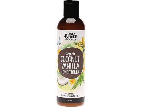 THE WHOLE BOODIES Conditioner Coconut Vanilla - 250ml