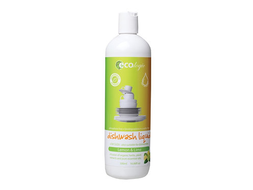 ECOLOGIC Dishwash Liquid Lemon & Lime - 500ml