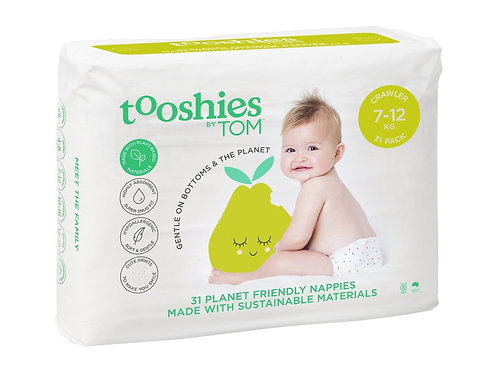 TOOSHIES BY TOM Nappies Crawler - 7-12kg - 31
