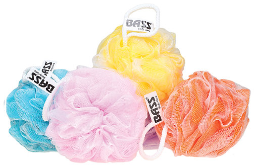 BASS BODY CARE Flower Sponge - Extra Thick