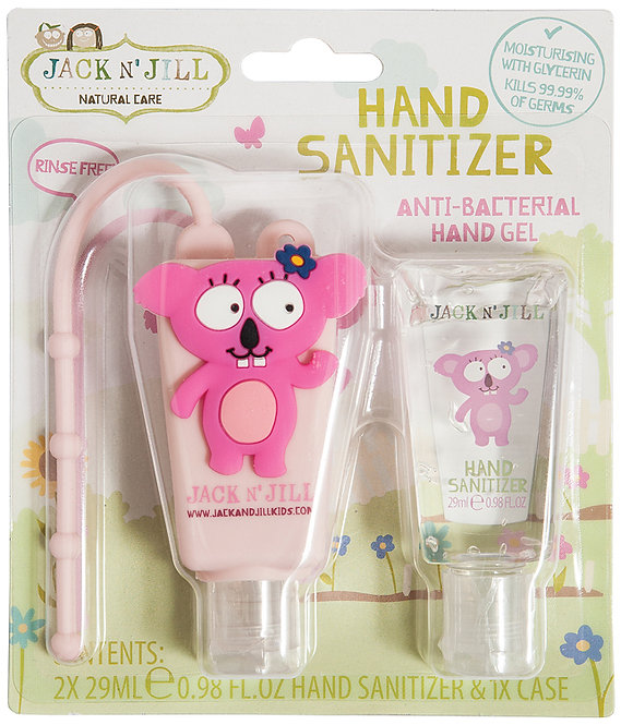 JACK N' JILL Hand Sanitizer & Holder Koala - 29ml