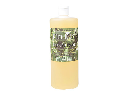KIN KIN Eucalypt & Lemon Myrtle Ultra Concentrated Laundry Liquid - 1050ml