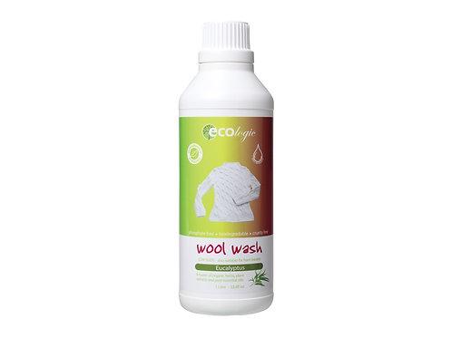 ECOLOGIC Wool Wash Eucalyptus - 1L