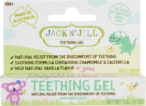 JACK N' JILL Teething Gel (4 Months+) - 15g