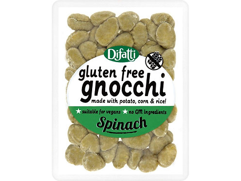 DIFATTI Gluten Free Gnocchi Spinach - 250g