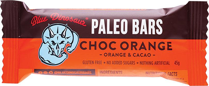 BLUE DINOSAUR Paleo Bars Choc Orange - 1x45g