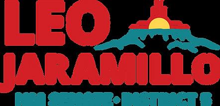 Leo Jaramillo for NM Senate Logo