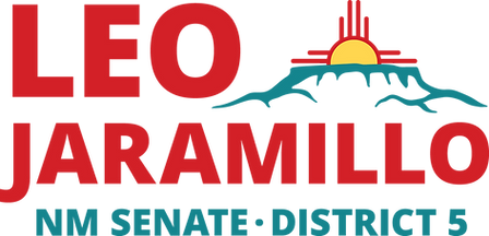LeoJaramilloNMSenateDistrict5_logo.png