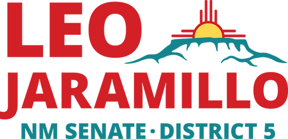 Leo Jaramillo for NM Senate - Full Color PNG Logo