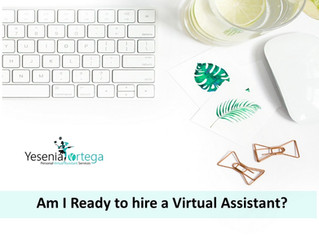How do I know I'm Ready to Hire a Virtual Assistant?