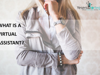 What in the world is a Virtual Assistant?