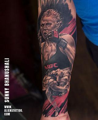 rhonda-rhousey-tattoo-ufc-wrestler-champ