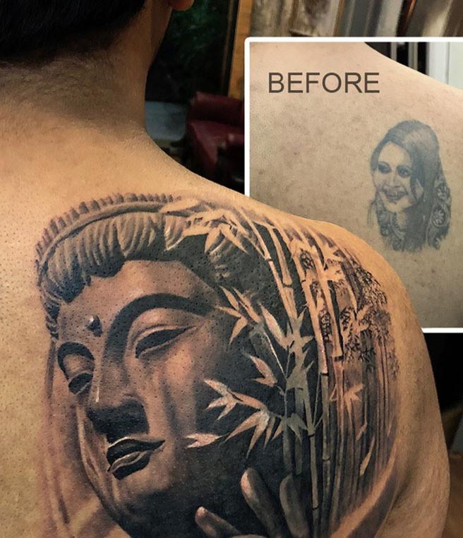 Tattoo Coverup