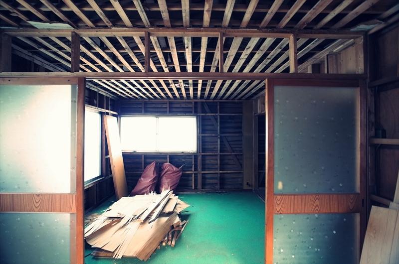 ハニカムラボリノベーション木造住宅フォトスタジオ