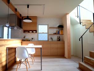 住宅リノベーション LIVINGROOM