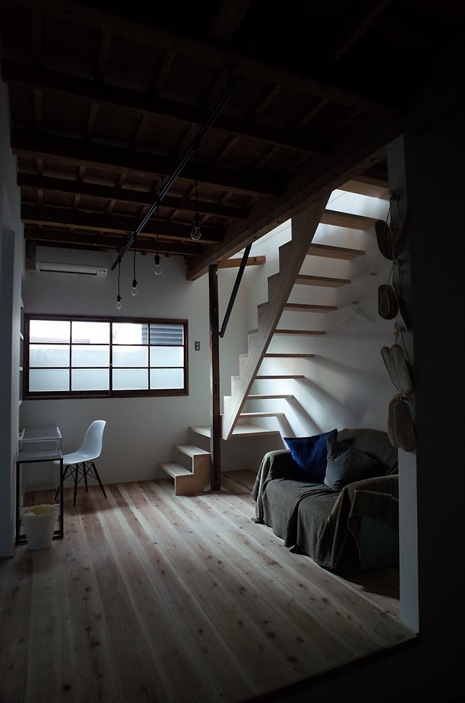 Aya Photography photo studio 大阪市西区 フォトスタジオ 写真館 リノベーション 古民家