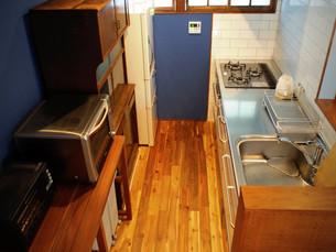 築50年 木造住宅のリノベーション アカシアとクリンレディ